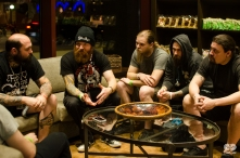 War of Ages with Anchor Music (Photo by CeeCee Hood)
