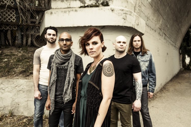 Flyleaf Between The Stars Feature