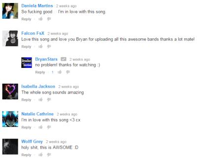 Bryan Stars Taking on Poseidon Comments