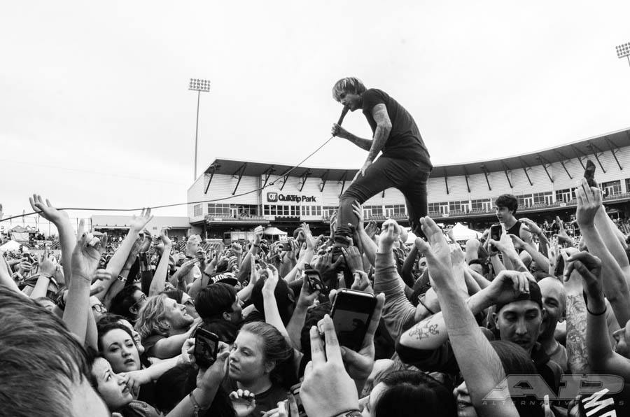 Photo of Chiodos at South By So What?! Festival by Alternative Press